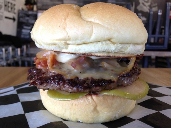 Nebraska: 1809 Burger at Honest Abe Burgers (Lincoln).