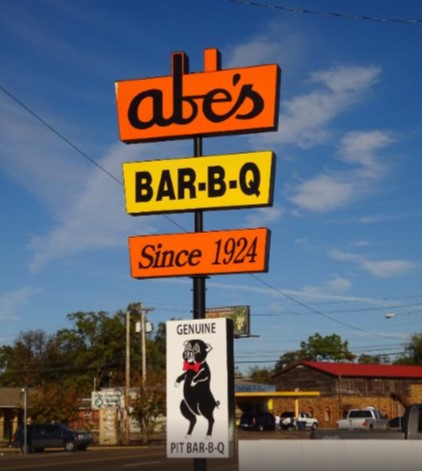 2. Abe's Barbecue, Clarksdale