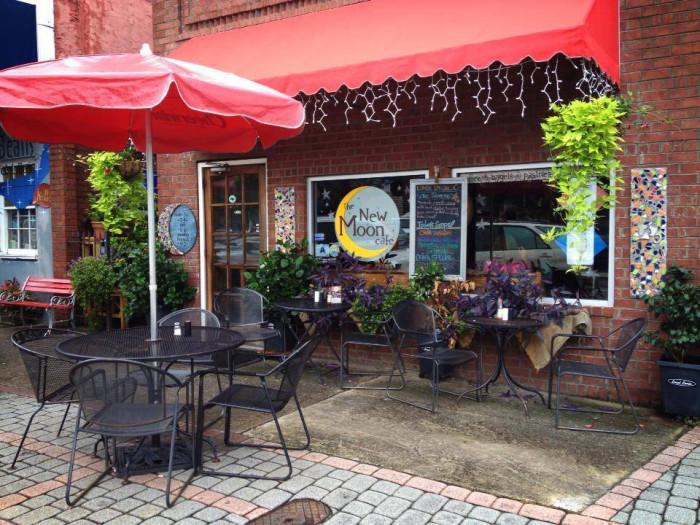 2. New Moon Cafe - Aiken, SC 116 Laurens St SW, Aiken, SC 29801