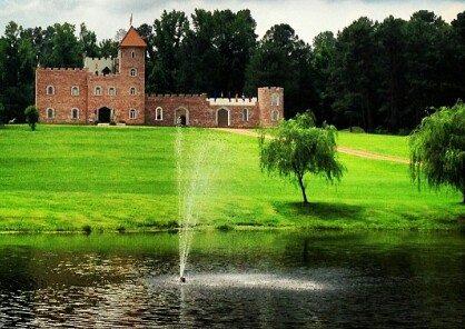 5. Pierce Castle