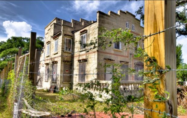 4. Castle Sherman, Pass Christian