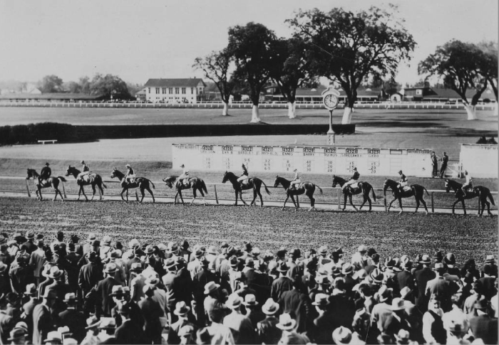 9. Here are the fairgrounds in 1912.