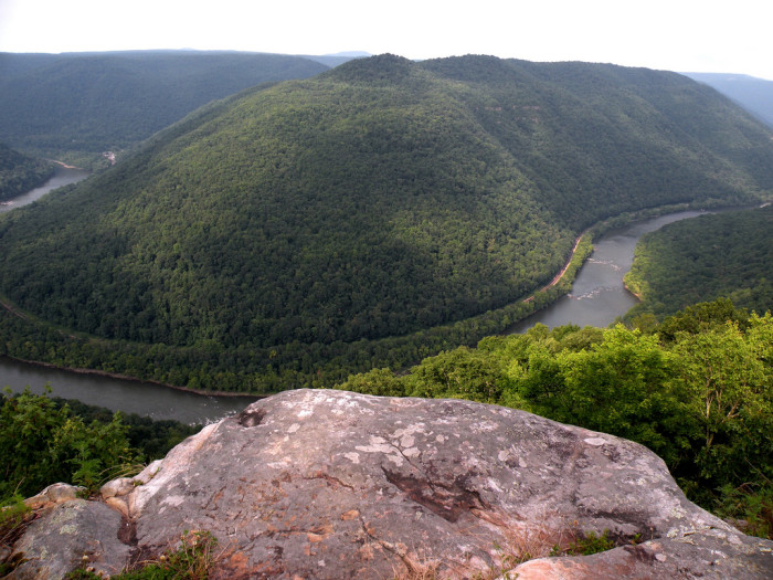 2. The New River Gorge