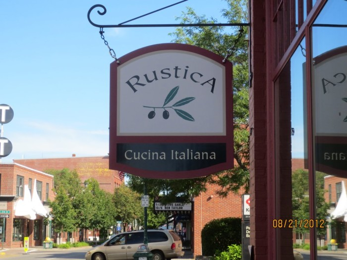 1. Rustica, Rockland