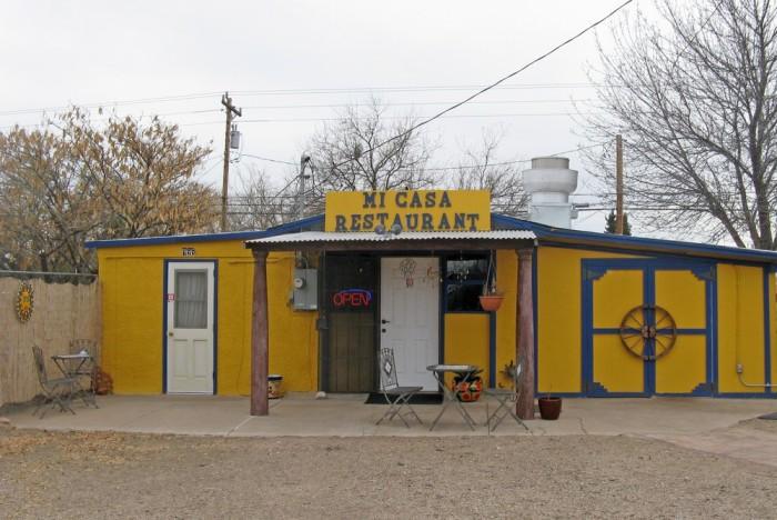 6. Mi Casa Restaurant, Benson