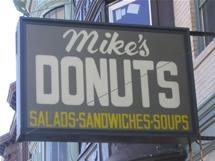 2. Mike's Donuts, Mission Hill
