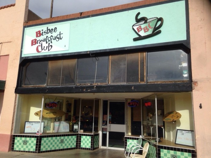 2. Bisbee Breakfast Club, Bisbee
