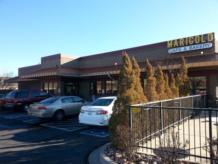 12. Marigold Cafe & Bakery (Colorado Springs)
