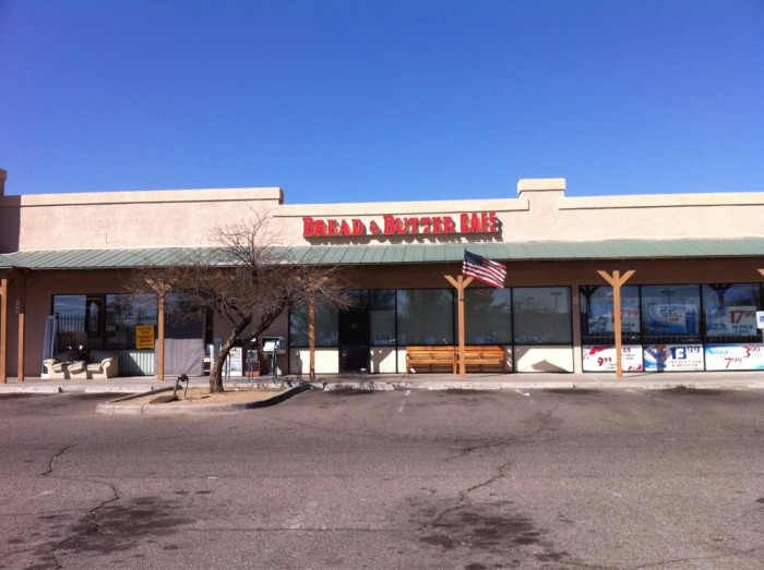 3. Bread & Butter Cafe, Tucson