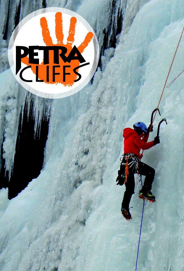 12.  Petra Cliffs Climbing Center and Mountaineering School in Burlington.