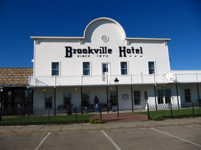 2. Brookville Hotel (Abilene)