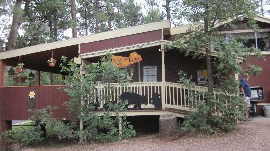 4. Darbi's Cafe, Pinetop