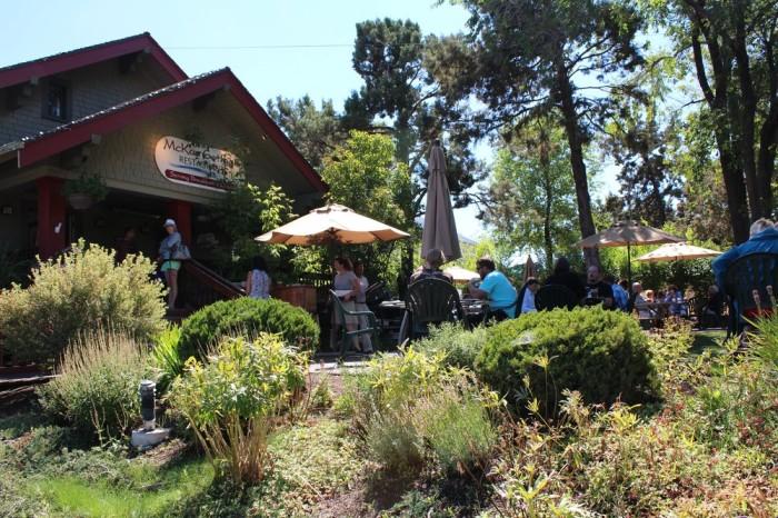 8. McKay Cottage Restaurant