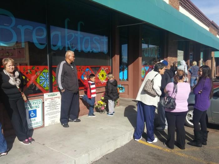 8. MartAnne's Cafe, Flagstaff