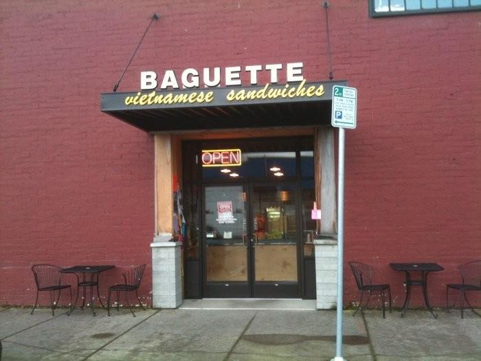 7. Baguette