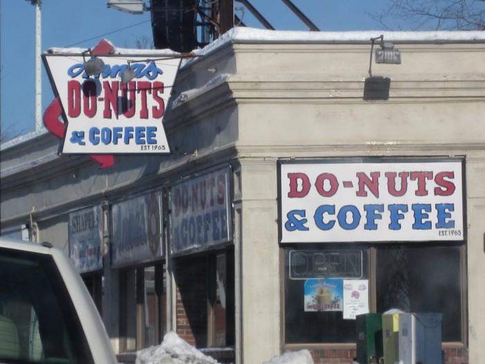 4. Anna's Hand Cut Donuts, West Roxbury