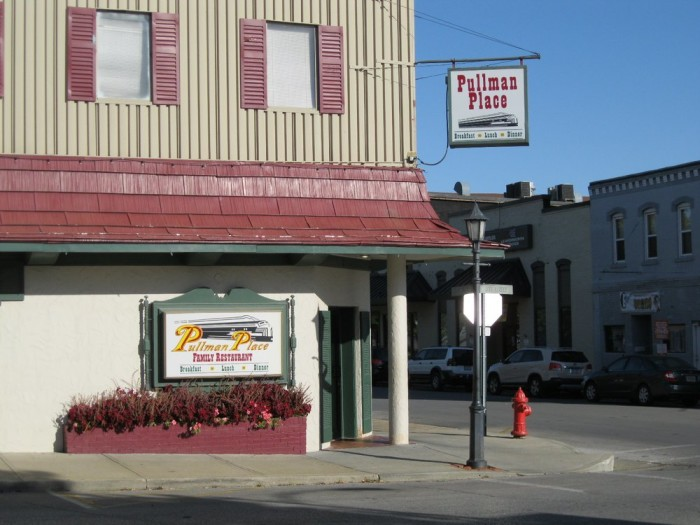 10. Pullman Place Family Restaurant (Leavenworth)