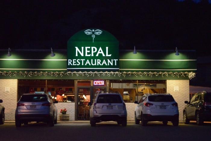 7. Nepal Restaurant (Glenwood Springs)