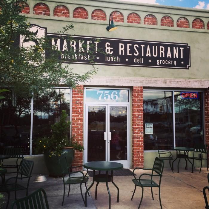 1. 5 Points Market & Restaurant, Tucson
