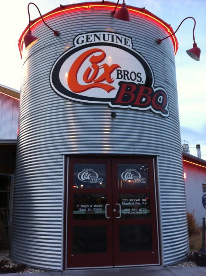 10. Cox Bros. BBQ (Manhattan)