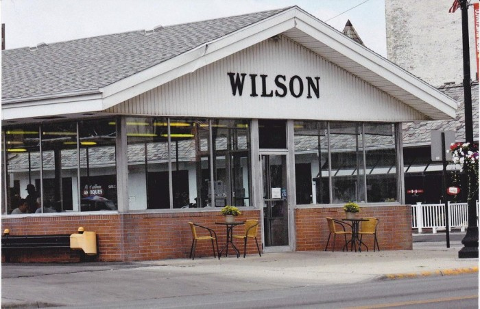 7. Wilson's Sandwich Shop (Findlay)
