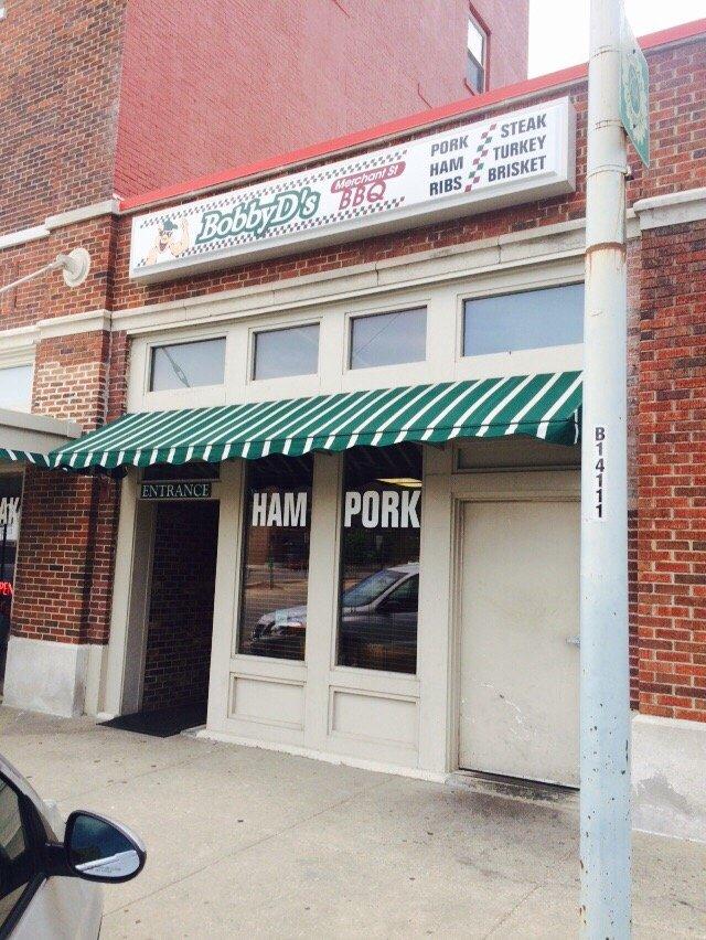 12. Bobby D's Merchant Street Barbeque (Emporia)