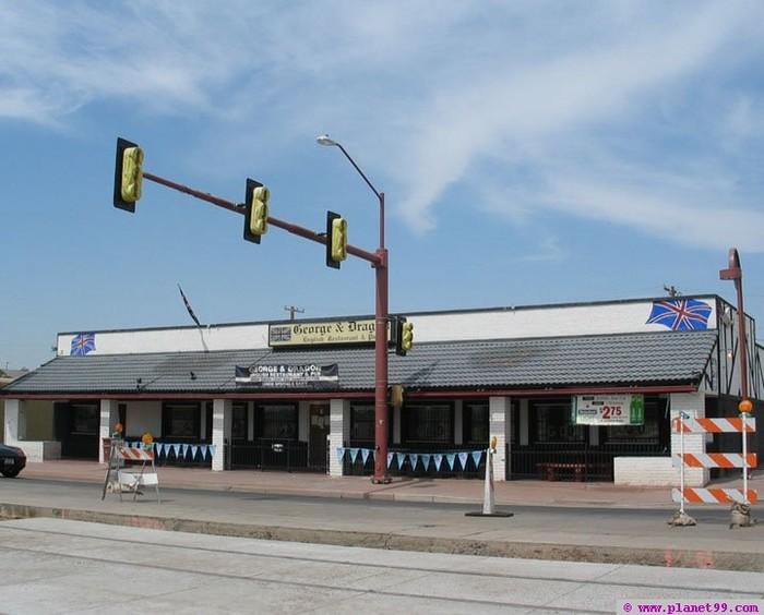 3. George and Dragon English Restaurant and Pub, Phoenix