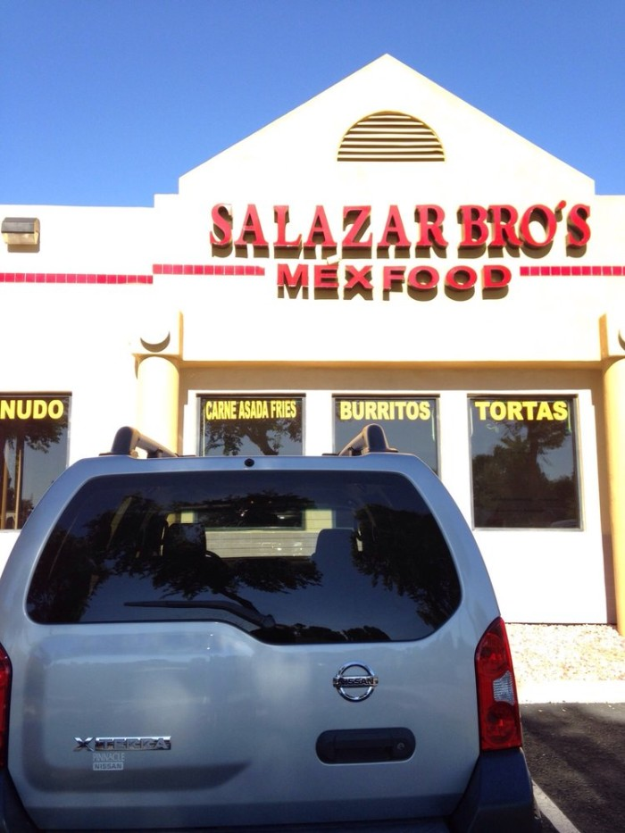 9. Salazar Brothers Mexican Food, Tempe