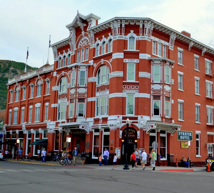 6. Diamond Belle Saloon (Durango)