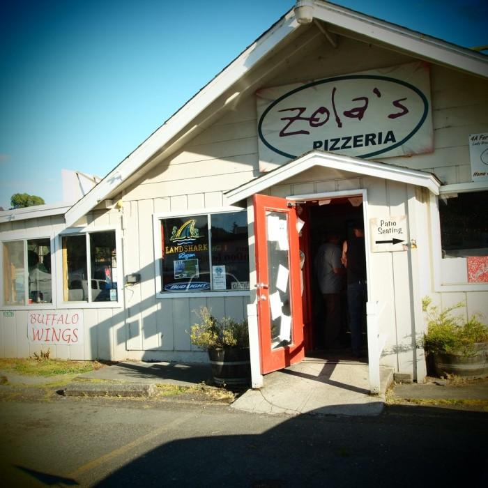 4. Zola's Pizzeria
