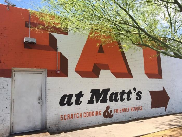 9. Matt's Big Breakfast, Phoenix