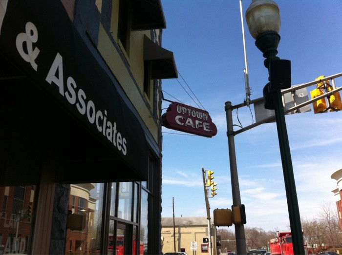 1. Sunrise Cafe at Uptown - 809 Conner St, Noblesville, IN