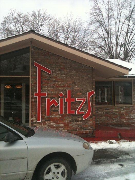 8. Fritz's Railroad Restaurant (Kansas City)