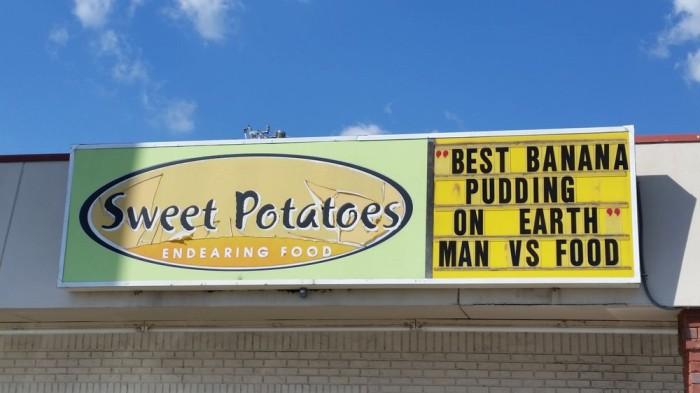 6. Sweet Potatoes Kitchen - 6825 Waters Ave Savannah, GA 31406