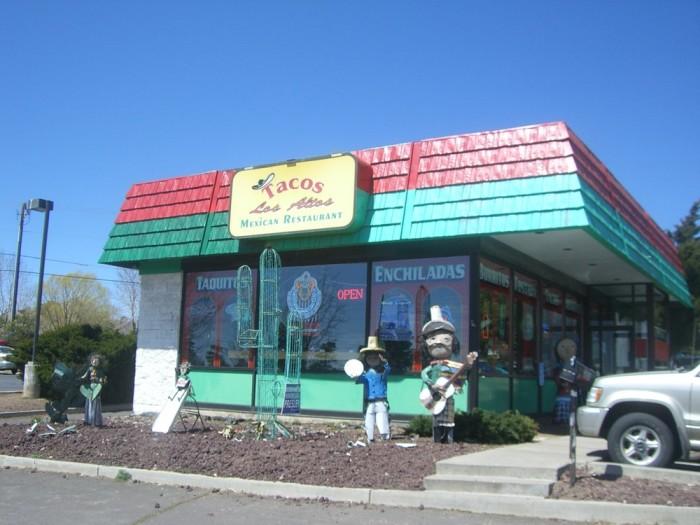10. Tacos Los Altos, Flagstaff