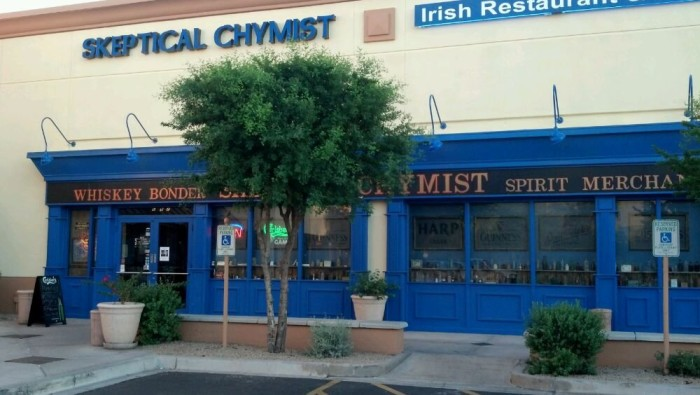 14. Skeptical Chymist, Scottsdale