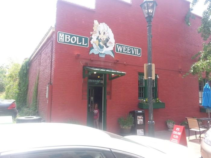 9. Boll Weevil - 10 9th St Augusta, GA 30901