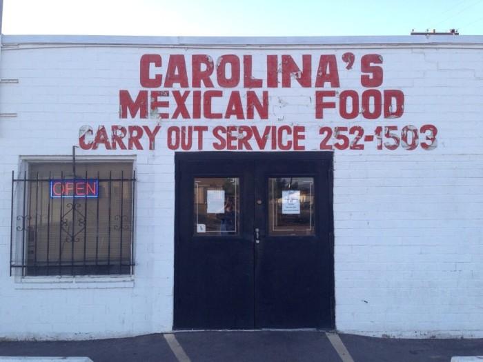 1. Carolina's Mexican Food, Phoenix