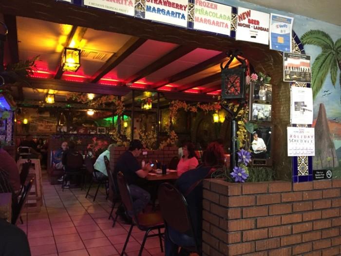 7. Mi Nidito Cafe, Tucson