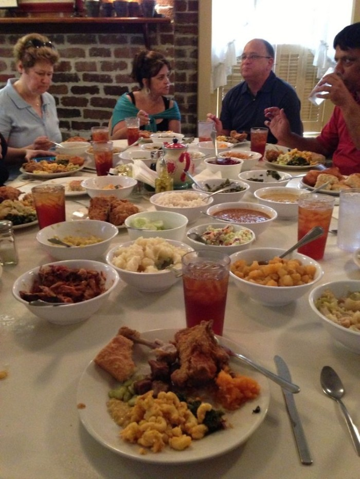 3. We do big family get-togethers for every season, reason and holiday