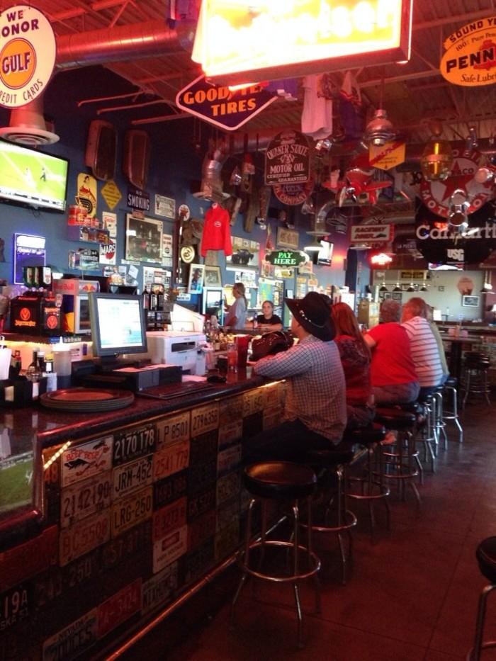 10. Raceway Bar & Grill, Maricopa