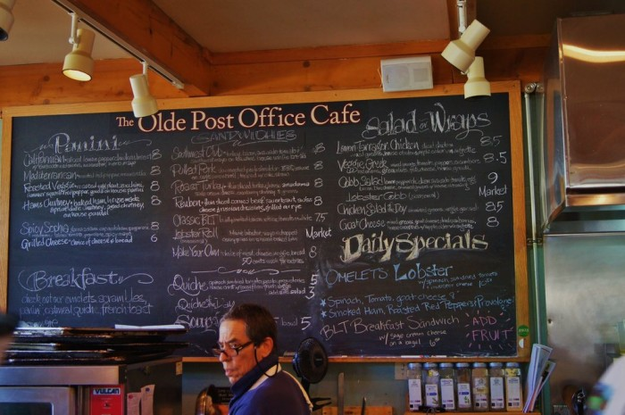 5. The Olde Post Office Cafe, Mount Vernon: 366 Pond Road, 207-293-4978