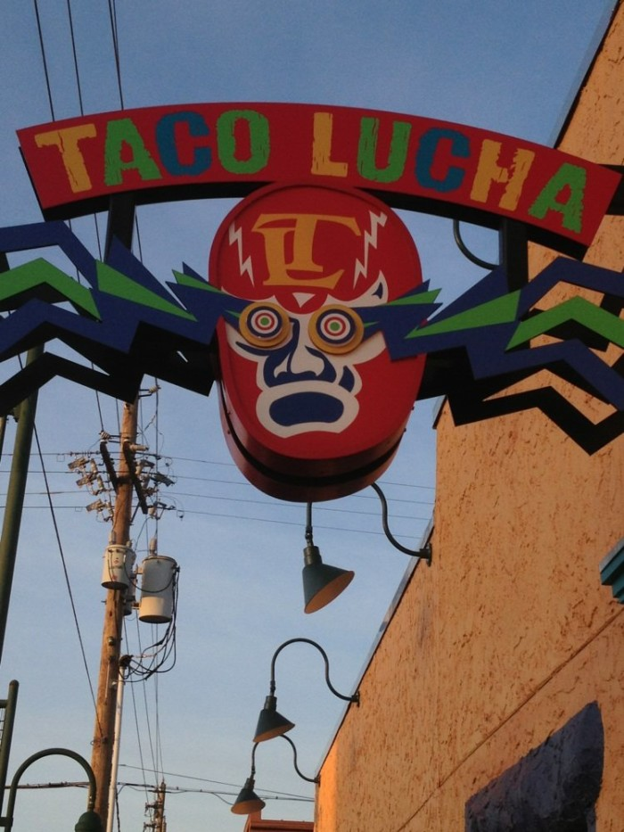 3. Taco Lucha (Manhattan)