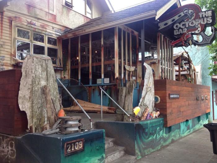 3. The Octopus Bar, Seattle (Wallingford)