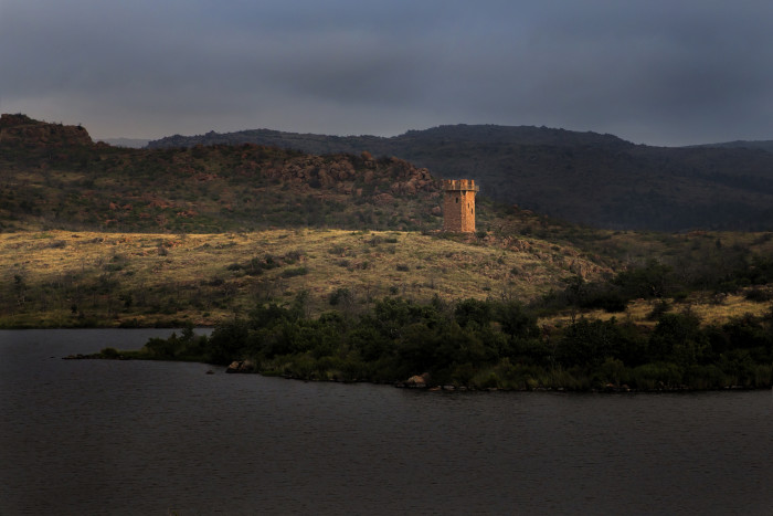 2. Lake Jed Johnson, Wichita Mountains Wildlife Refuge