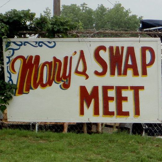 2. Mary's Swap Meet: Oklahoma City