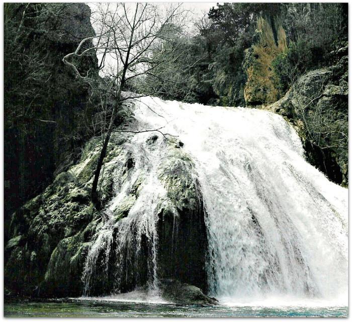 11. Turner Falls, Davis
