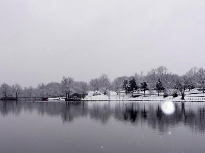 14. Wintersmith Park, Ada