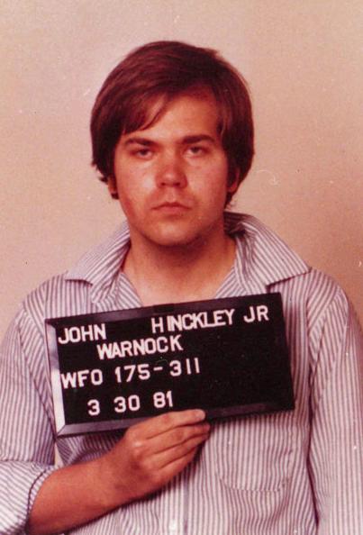 1. John Hinckley Jr.