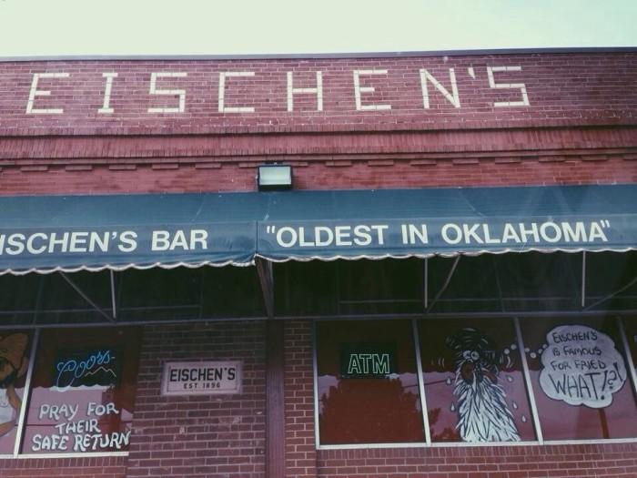 3. Eischen's Bar